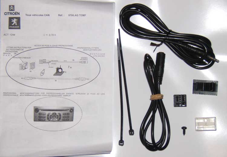 Only For Citroen Rd4: Citroen Rd4 Wiring Diagram At Submiturlfor.com