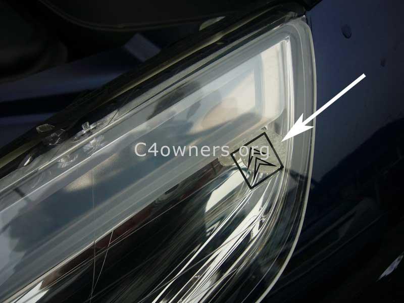 Faq 56 Convert Uk C4 Headlights For Continental Driving C4