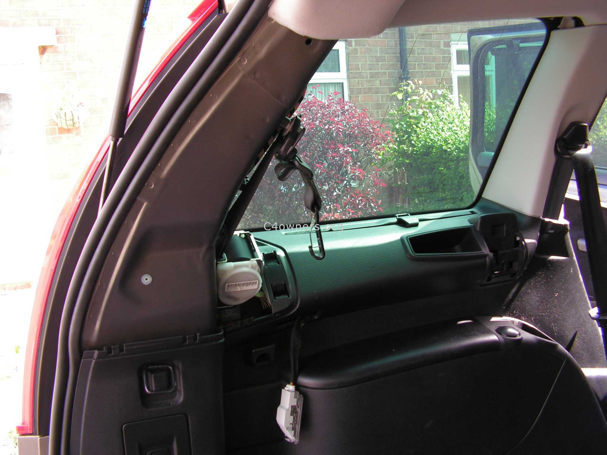 Content c4 articles how to fit an official wiring kit to a you may need to loosen the rear most bolt in the left rear chair mechanism to free the largest panel asfbconference2016 Image collections