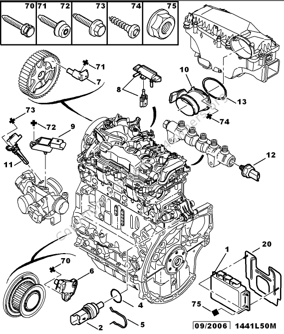 Power Steering Pressure Hose Replacement Tips 872907 moreover Gmc Envoy Fuel System additionally 2006 Gmc Envoy Temp Sensor Location together with 04 Pt Cruiser Wiring Diagram together with Dodge Durango Transfer Case Control Module Location. on 2003 gmc envoy coolant sensor location
