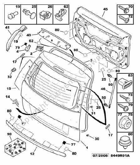 berlingo horn wiring diagram  berlingo  just another