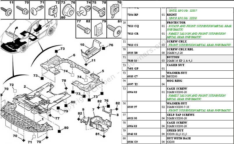 c4 grand picasso parts diagram