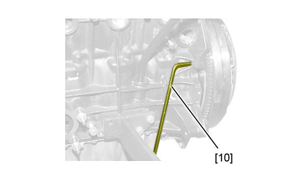 Forums    C4 The Garage    2litre Diesel  Rhr Engine  Where Is The Crankshaft Locking Pin Position
