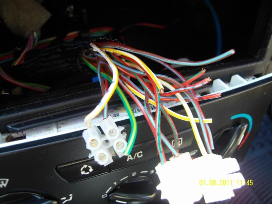 Forums    C4 The Garage    C4 Stereo Wiring - C4