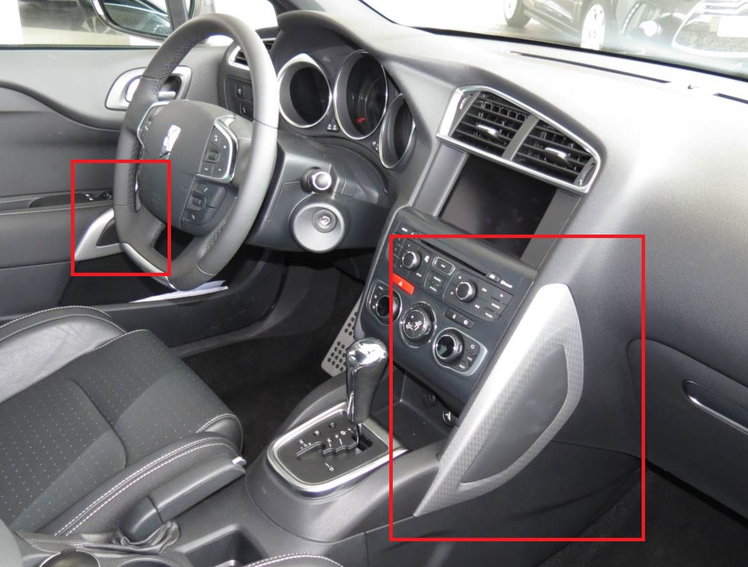 Forums / The Garage / DS4 Interior metal trim - C4 - DS4 Owners