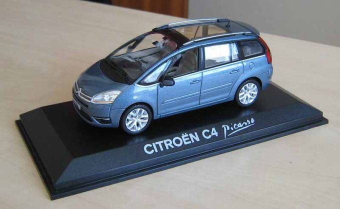 Forums    C4 Picasso And Grand Picasso General Questions    Citro U00ebn Scale Models - C4