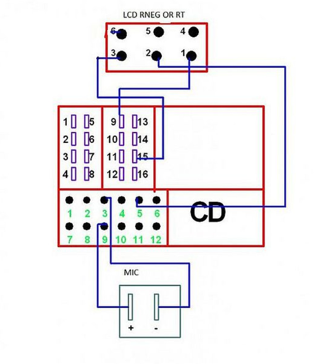 2000 mercedes ml320 radio wiring diagram mitsubishi radio
