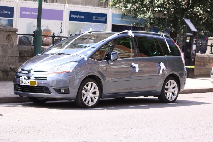 Forums    C4 Picasso And Grand Picasso General Questions    Gp As A Wedding Car - C4