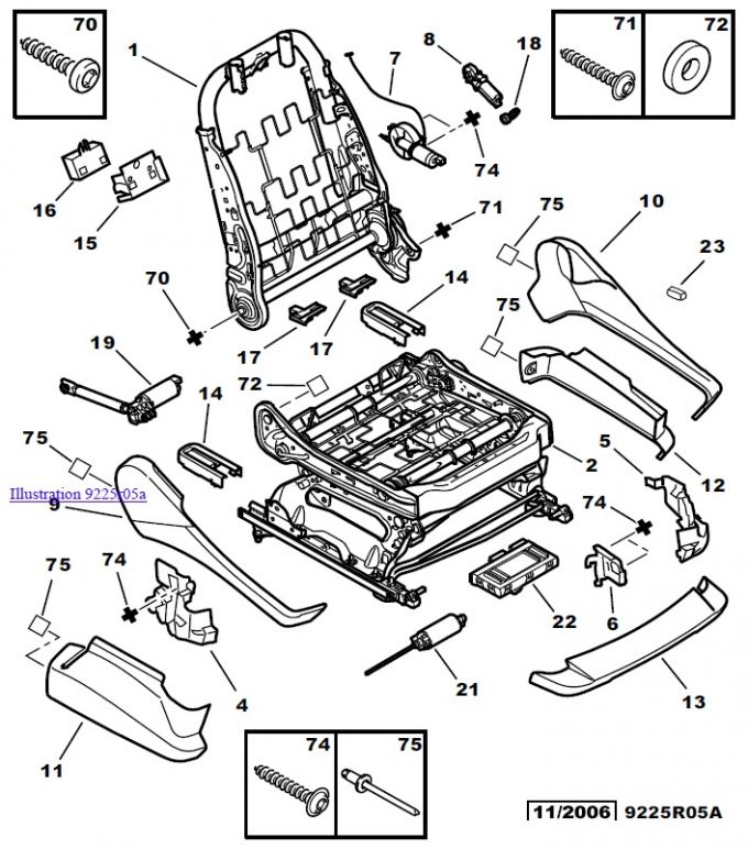 forums    c4 picasso problems and issues    help  removal of plastic panel on driver u0026 39 s seat